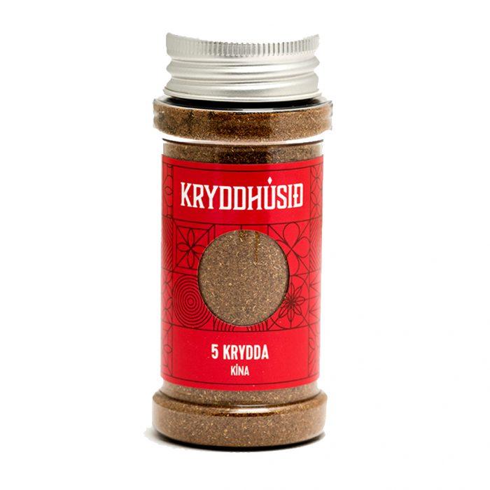 5-krydda-kína