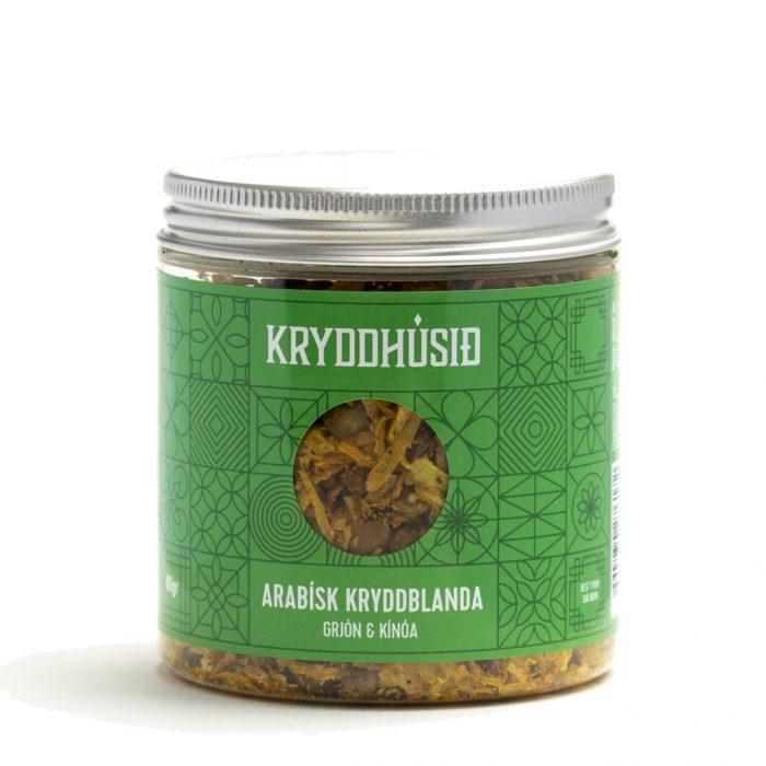 Arabísk-krydd-fyrir-grjón